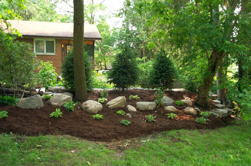 pin low retaining wall around a tree landscaping on pinterest