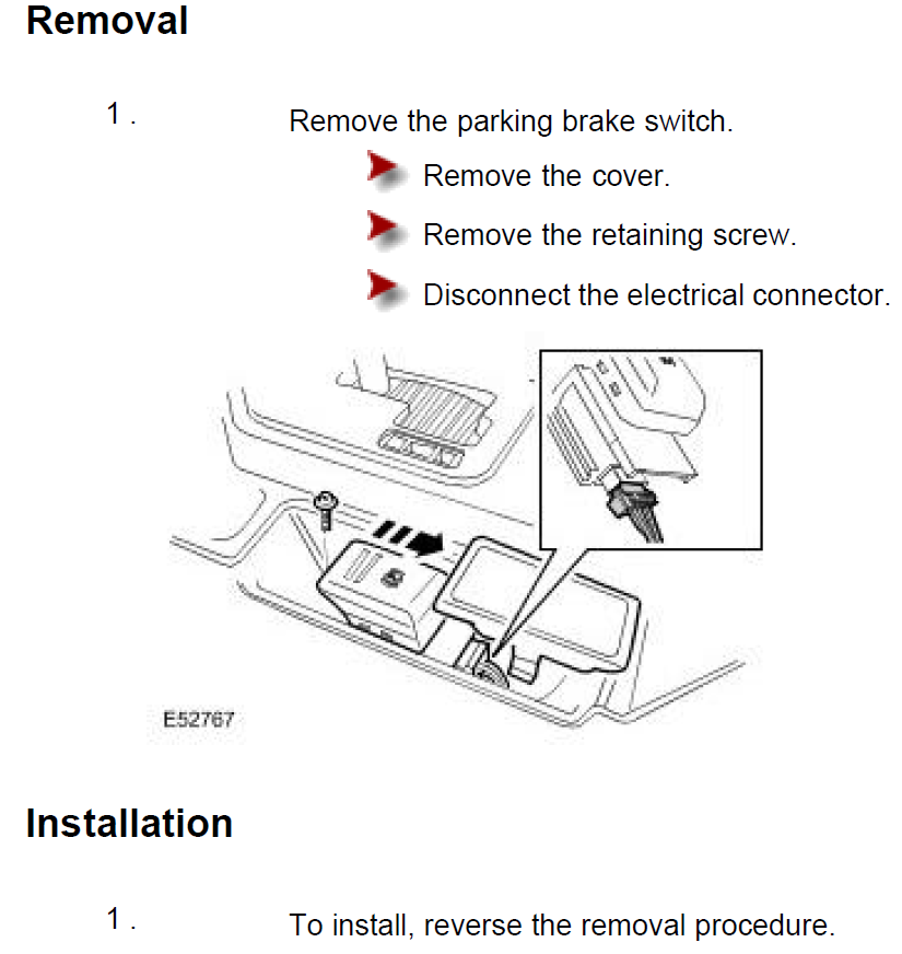 2006 Lr3 Parking Brake Inoperative Land Rover Forums Rhlandroverforums: 2006 Lr3 Wiring Diagram At Gmaili.net